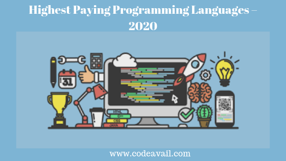 Highest Paying Programming Languages – 2020